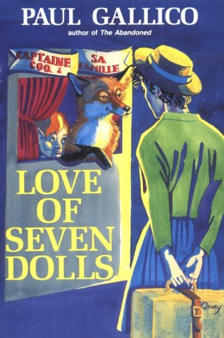 Love of Seven Dolls: Gallico, Paul