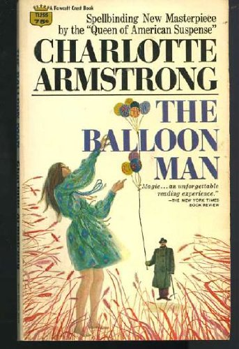 9781558820685: The Balloon Man (Crime Classics)