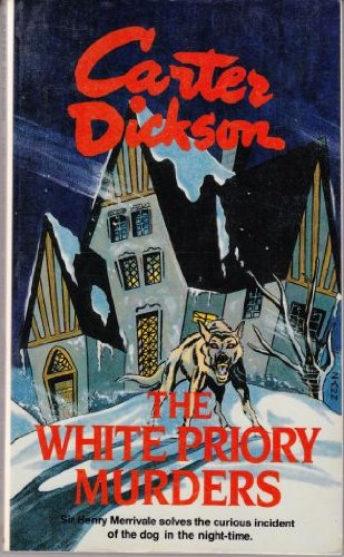 9781558820722: White Priory Murders (Library of Crime Classics)