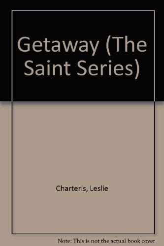 9781558820845: Getaway (THE SAINT SERIES)