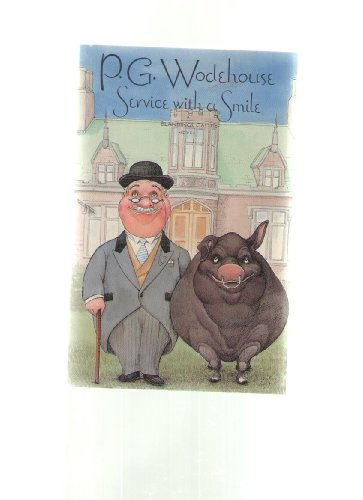Service With a Smile: P. G. Wodehouse