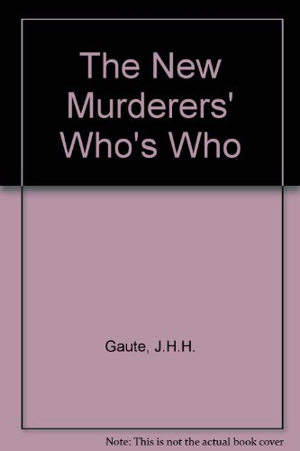 9781558820937: The New Murderers' Who's Who