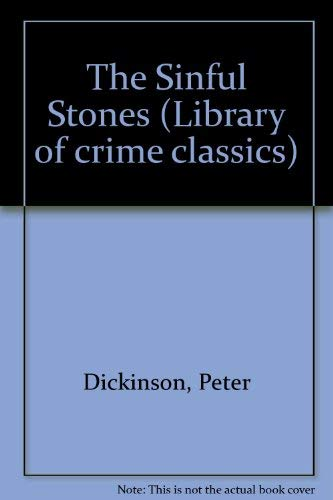 9781558821095: The Sinful Stones (Library of Crime Classics)