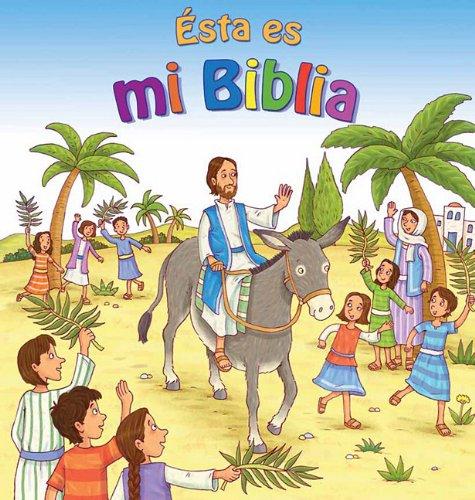 This is My Bible (Spanish Edition): Christina Goodings