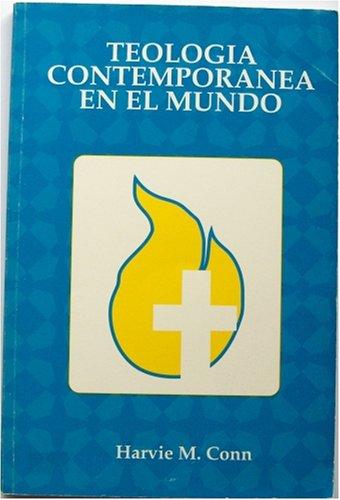 9781558830080: Teologia Contemporanea en el Mundo