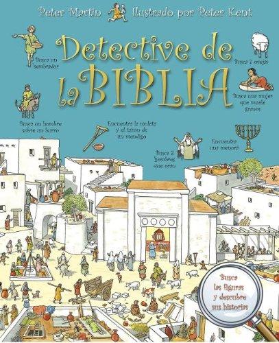 9781558831278: Detective de La Biblia (Bible Detective) (Spanish Edition)