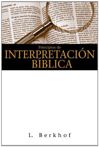 9781558831360: Principios de Interpretacion Biblica (Spanish Edition)