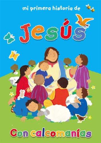9781558831384: Mi Primera Historia de Jesus (My Very First Story of Jesus) (English and Spanish Edition)
