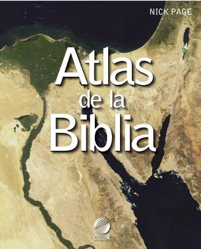 Atlas de la Biblia (Paperback): Nick Page
