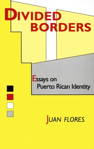 9781558850460: Divided Borders: Essays on Puerto Rican Identity