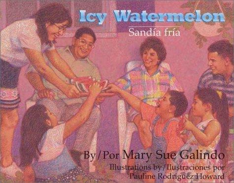 Icy Watermelon/ Sanda Fra: Mary Sue Galindo