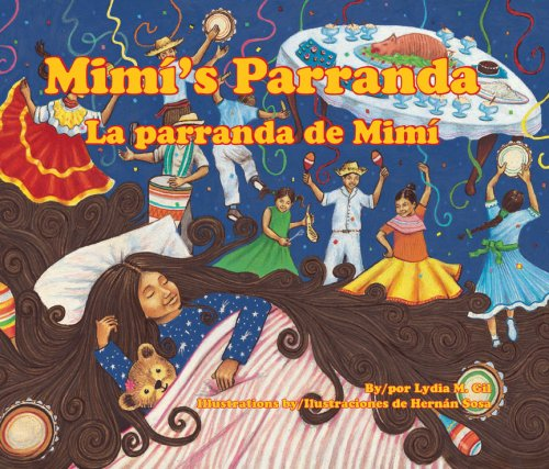 9781558854772: Mimi's Parranda/La Parranda de Mimi (Spanish and English Edition)