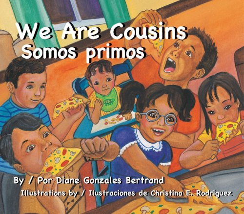 9781558854864: We Are Cousins / Somos primos (English and Spanish Edition)