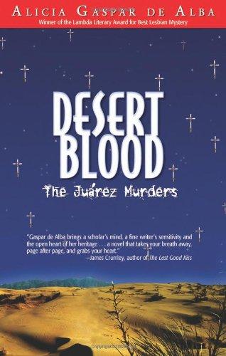 9781558855083: Desert Blood: The Juarez Murders