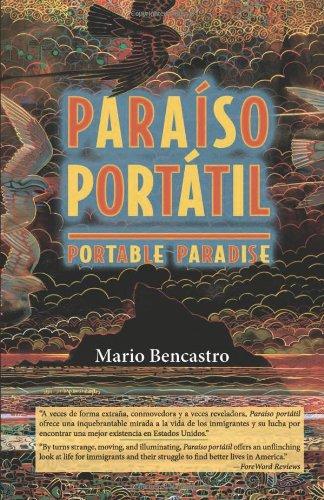 Paraiso portatil / Portable Paradise (Spanish Edition): Mario Bencastro