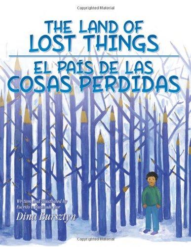 9781558856905: The Land of Lost Things / El Pais De Las Cosas Perdidas