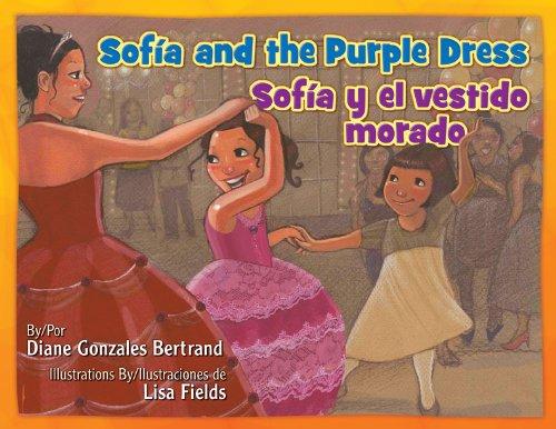 9781558857018: Sofia and the Purple Dress / Sofia Y El Vestido Morado (English and Spanish Edition)