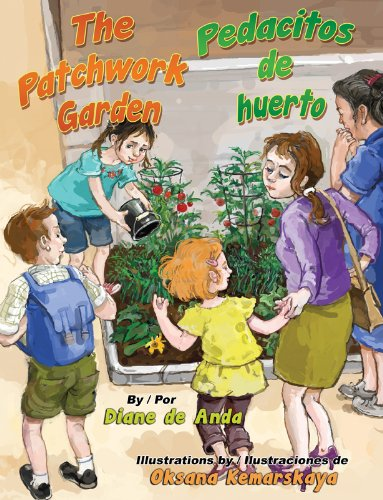 9781558857636: The Patchwork Garden/Pedacitos de Huerto