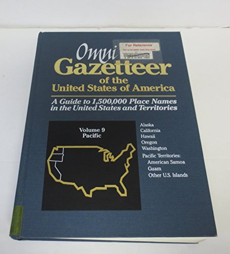 Omni Gazetteer of the United States of America, Pacific (1558883398) by Frank R. Abate