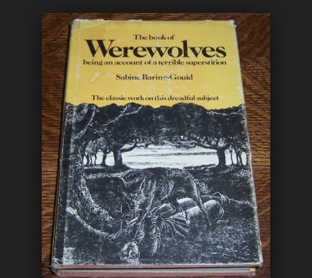 9781558888180: Book of Werewolves: Being an Account of Terrible Superstition