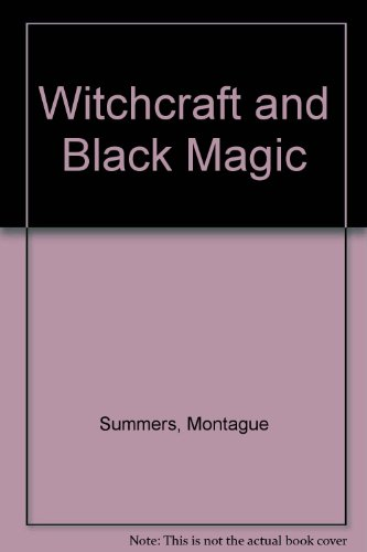 9781558888401: Witchcraft and Black Magic