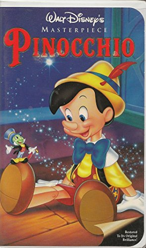 9781558902305: Pinocchio (Walt Disney's Masterpiece)