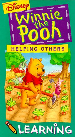 9781558904781: Winnie The Pooh: Helping Others [VHS]