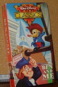 9781558907485: Ben and Me (Walt Disney Mini Classics)