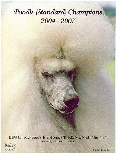 9781558932593: Poodle (Standard) Champions, 2004-2007