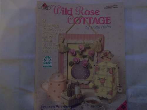 Wild Rose Cottage: 8 Charming Rose-Covered Accessories: n/a