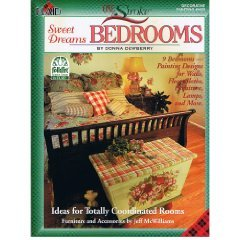 Sweet dreams bedrooms (One stroke) (9781558950184) by Donna S Dewberry