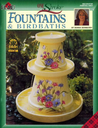Fountains & birdbaths (9781558950436) by Donna S Dewberry
