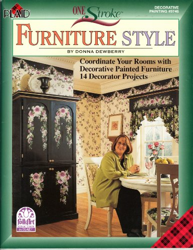 9781558951037: One Stroke Furniture Style (Decorative Painting--Folk Art, # 9746)