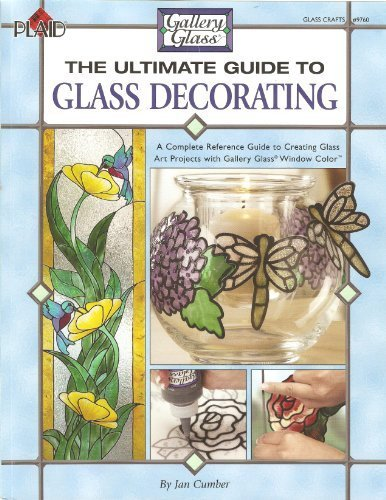 9781558951242: The Ultimate Guide to Glass Decorating (Gallery Glass)