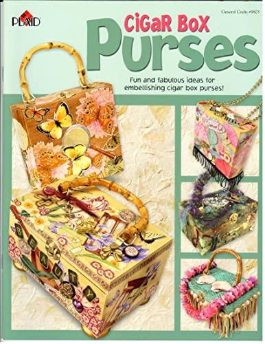 9781558951716: Cigar Box Purses (General Crafts, #9803)