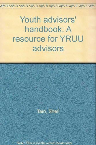9781558963436: Youth advisors' handbook: A resource for YRUU advisors