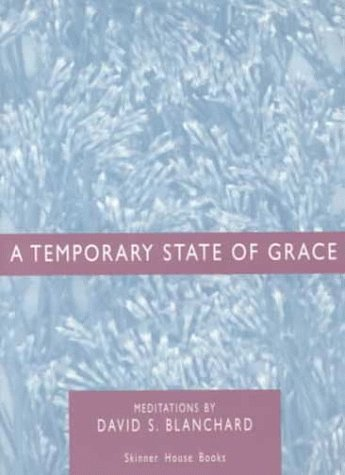9781558963542: A Temporary State of Grace