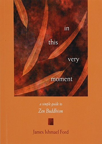 9781558964396: In This Very Moment: A Simple Guide to Zen Buddhism