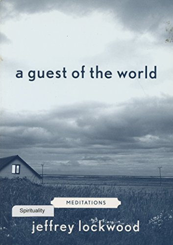 9781558965041: A Guest of the World: Meditations