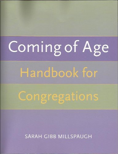 9781558965409: Coming of Age Handbook for Congregations