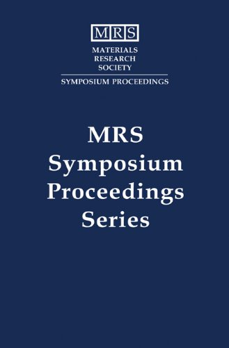 9781558992429: Rapid Thermal and Integrated Processing III: Volume 342 (MRS Proceedings)