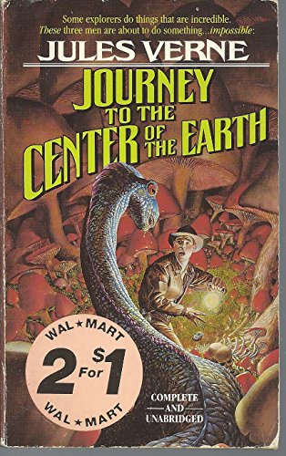 9781559027830: Journey to the Center of the Earth