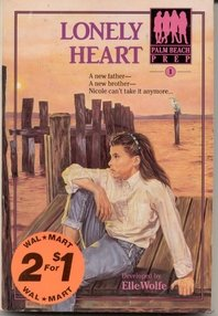 9781559029858: Lonely Heart, (Palm Beach Prep, 1)