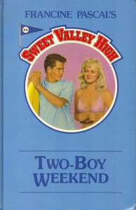 9781559050098: Two-Boy Weekend (Sweet Valley High)