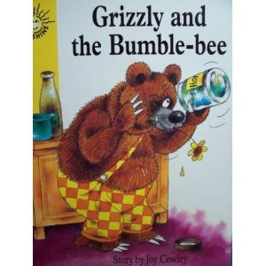 9781559114141: Grizzly and the bumble-bee (Sunshine books)