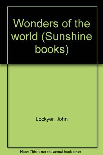 9781559114363: Wonders of the world (Sunshine books)