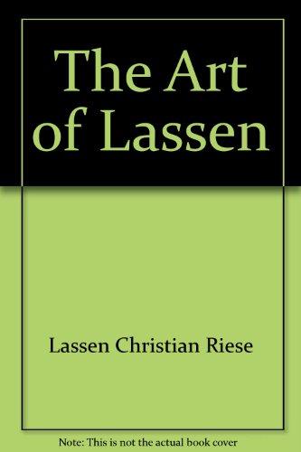 9781559122412: The Art of Lassen