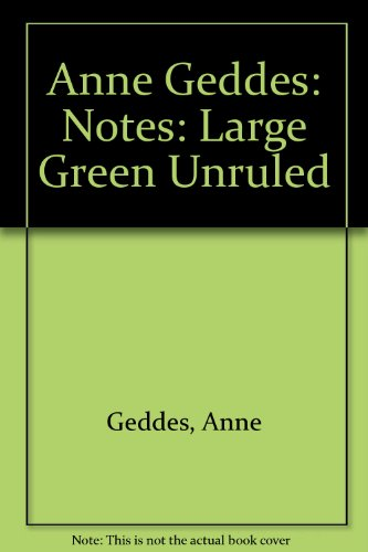 9781559123310: Notes: Green Unruled Large