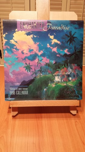 9781559124485: Cal 98 Enchanted Paradise Calendar