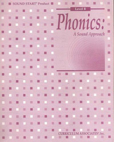 Phonics a Sound Approach Level B